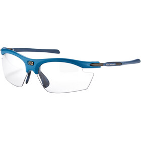 Rudy Project Rydon Slim Okulary rowerowe, pacific blue matte/impactX 2 photochromic black